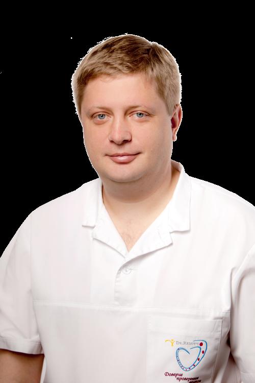 Андриенко Владимир Владимирович, сосудистый хирург в Донецке